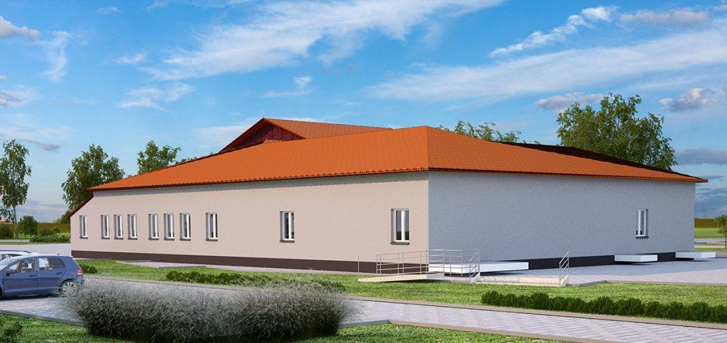 Nowy budynek szkolny