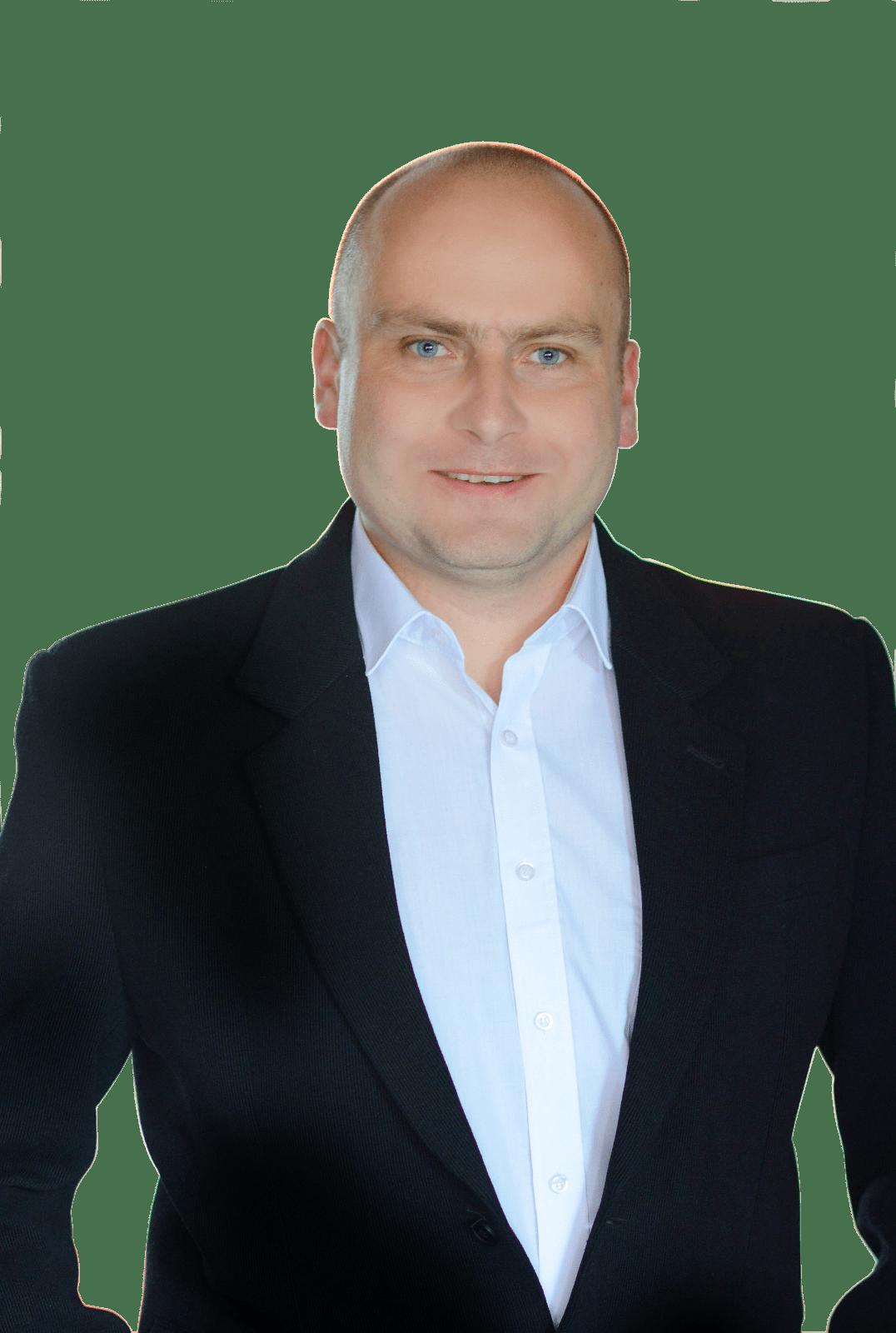 Paweł Baranowski Wolontariusz